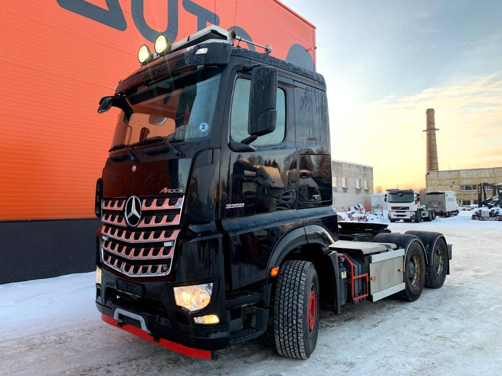 Mercedes-Benz Actros 3358 Retarder 6x4 120T, Conventional Trucks / Tractor Trucks, Trucks and Trailers