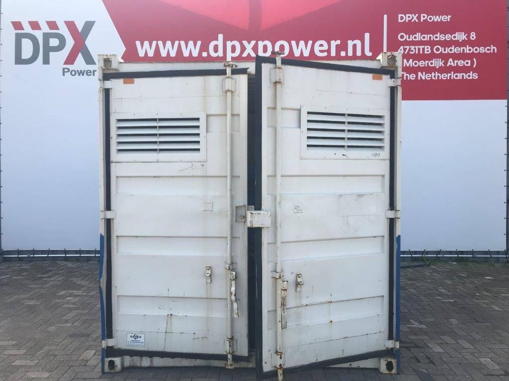 Gesan DPS20 (Perkins) - 22 kVA Generator - DPX-11907, Diesel generatoren, Bouw