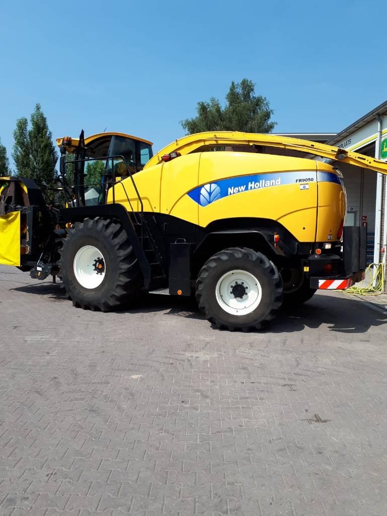 Ganz und zu Extrem New Holland VERKOCHT - Selbstfahrende Häcksler - Landmaschinen #YI_64