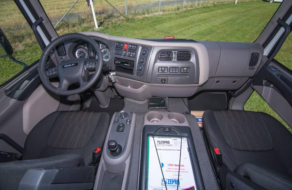 DAF LF FA 16t - Nordic Edition, Umpikorikuorma-autot, Kuljetuskalusto