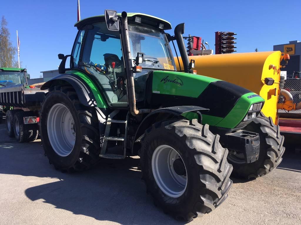 Deutz-Fahr AGROTRON 130, Tractors, Agriculture