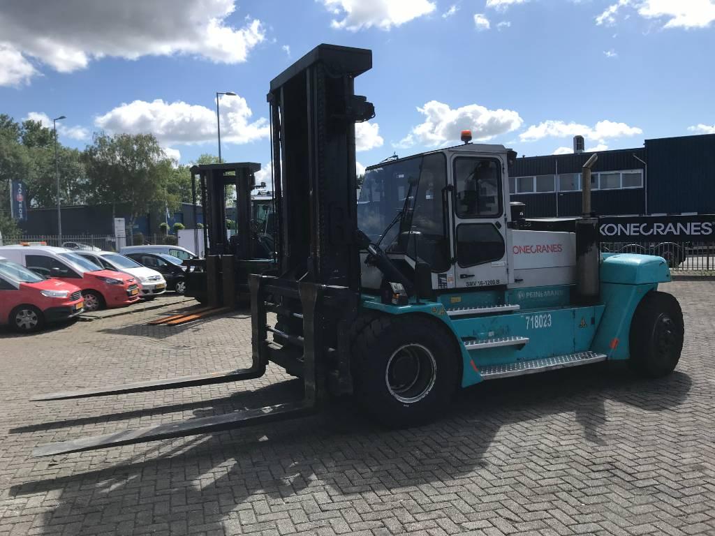 Konecranes SMV16-1200B, Heftrucks – Diesel, Laden en lossen