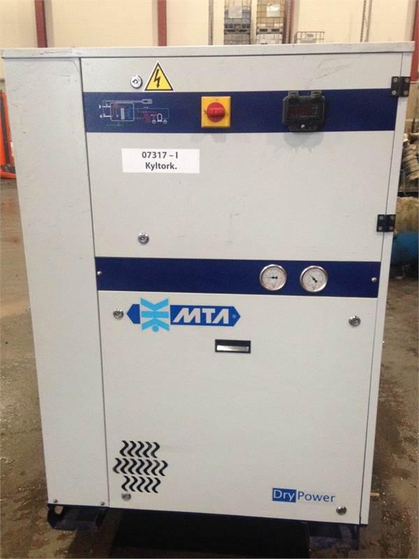 [Other] MTA Dryers MG 077/A, Kompressor tilbehør, Anlegg