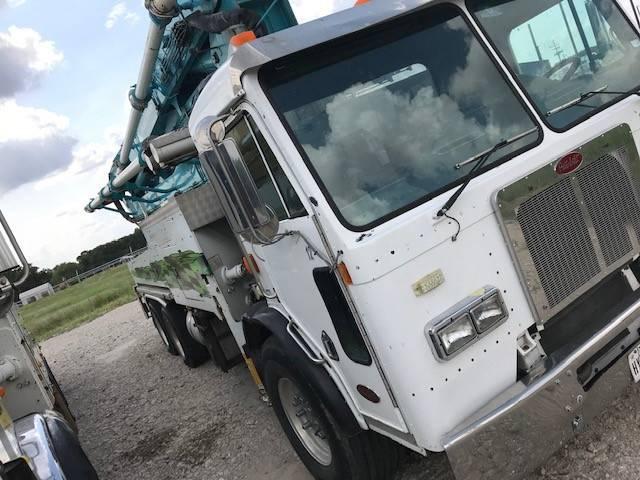 Alliance JXR 38-4.16HP, Boom Pumps, Construction Equipment
