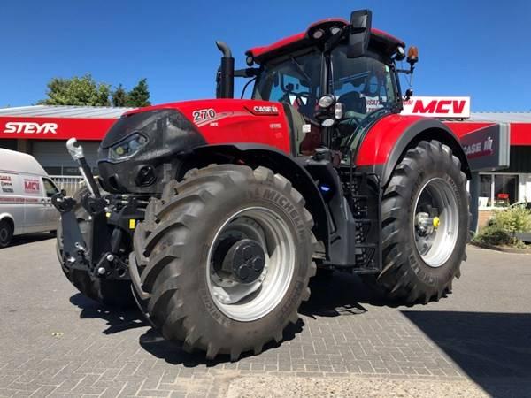 Case IH Optum 270 CVX Nieuwe trekker / Demo trekker, Tractoren, Landbouw