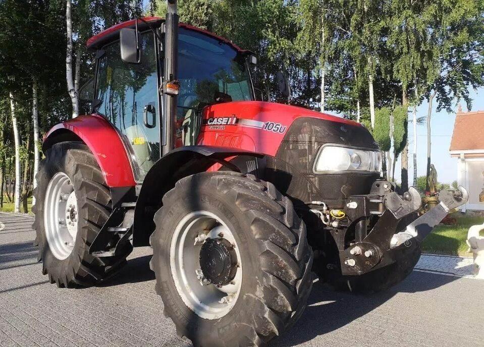 Case IH IH Farmall 105U, Traktory, Maszyny rolnicze