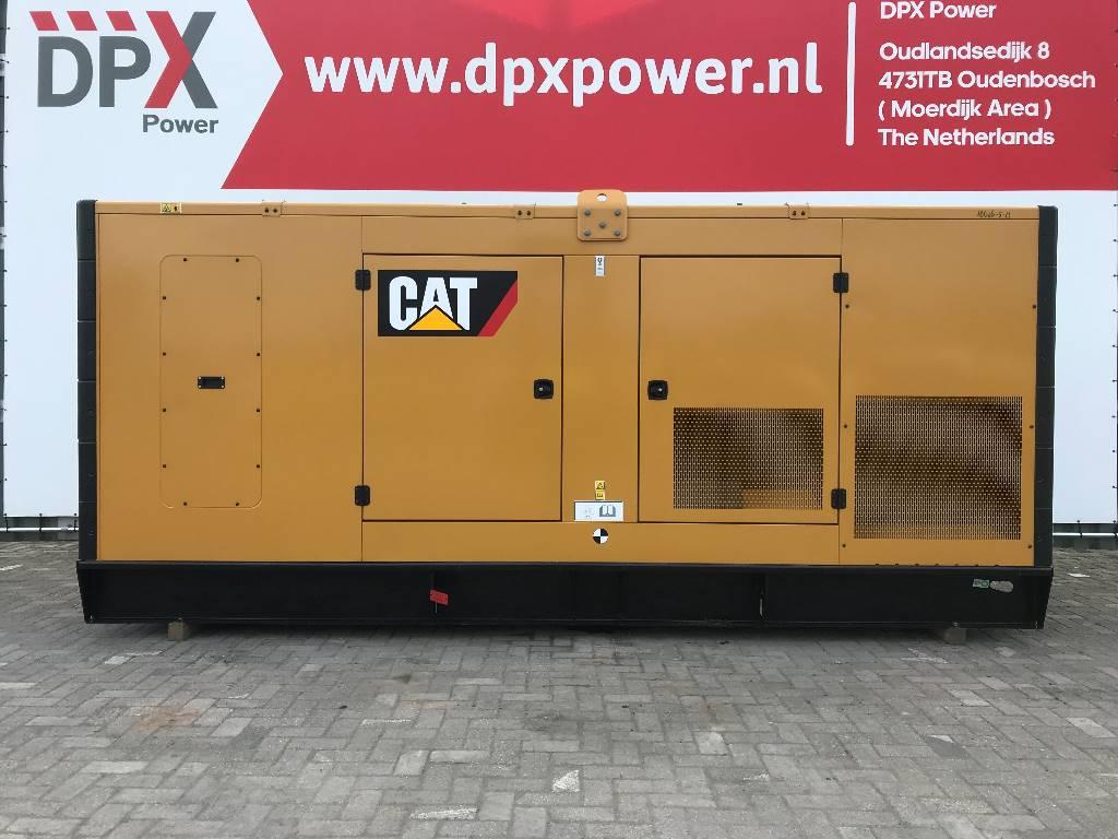 Caterpillar C15 - 500 kVA Generator - DPX-18026, Diesel generatoren, Bouw
