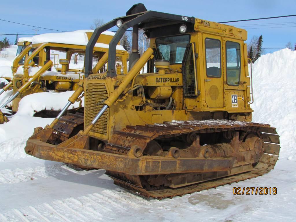 Caterpillar D 6 D, Dozers, Construction Equipment