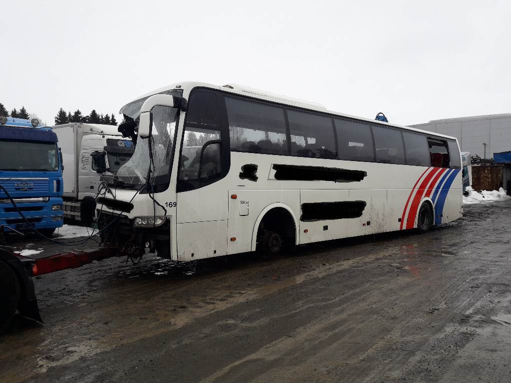 Volvo B13R 9700H, Turbuss, Transport