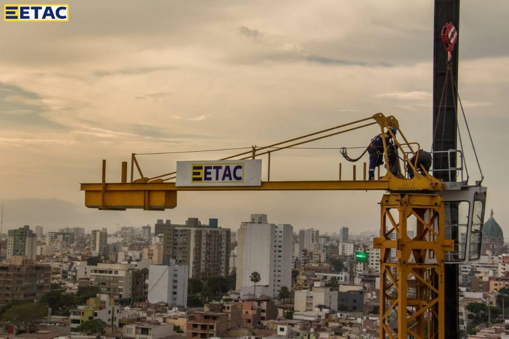 Potain MC68B, Crane Parts and Equipment, Construction Equipment