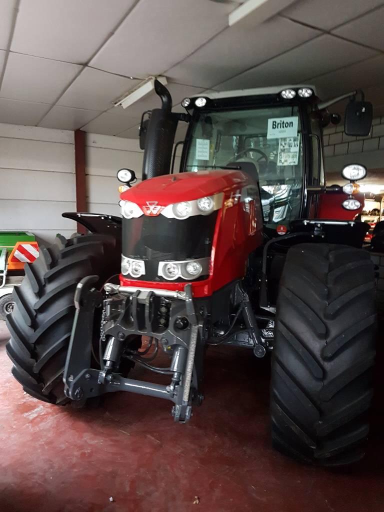 Massey Ferguson 7716, Tractoren, Landbouw