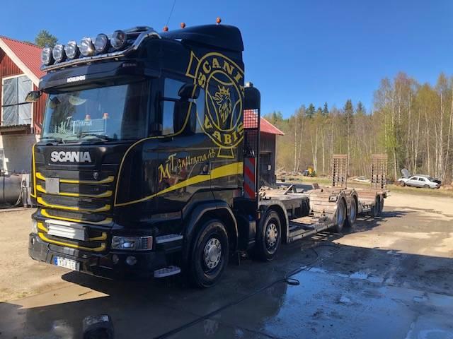 Scania R 490 LB, Övriga bilar, Transportfordon
