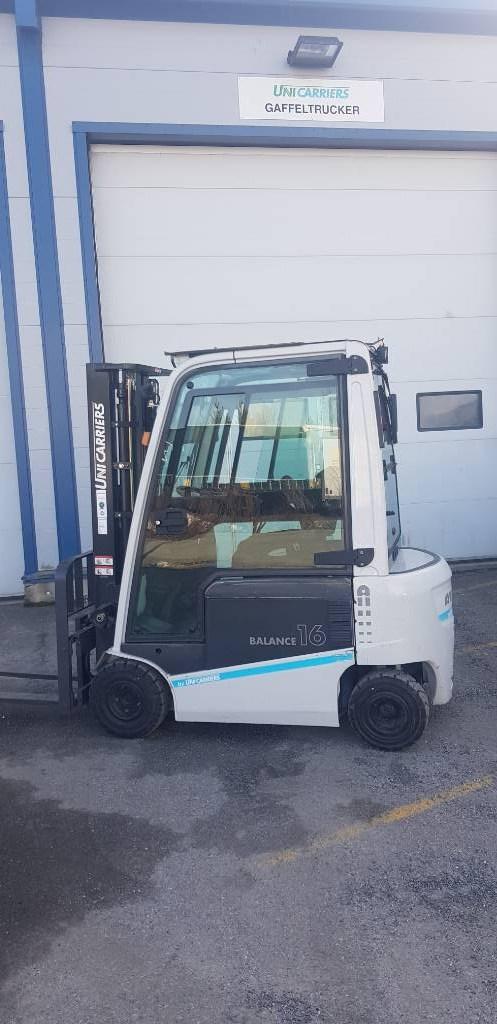 Atlet EF16L, Elektriske trucker, Truck