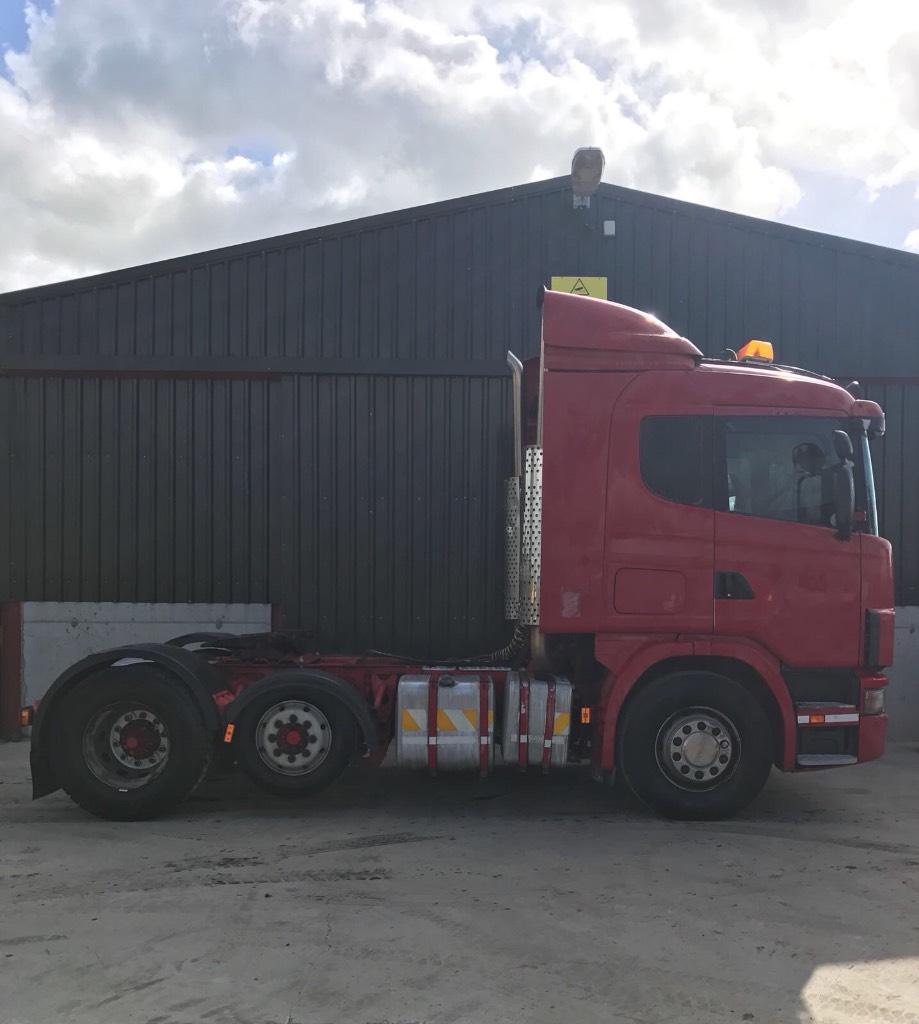 Scania 164 L 480