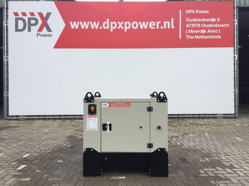 Mitsubishi 22 kVA - Compact - Stage IIIA - DPX-17803, Diesel generatoren, Bouw