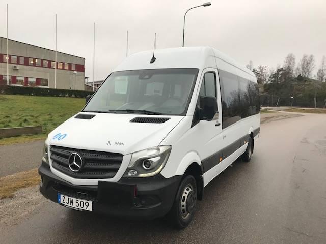 Mercedes-Benz SPRINTER 519 BUSS 19 PASS/LIFT, Minibussar, Övriga fordon