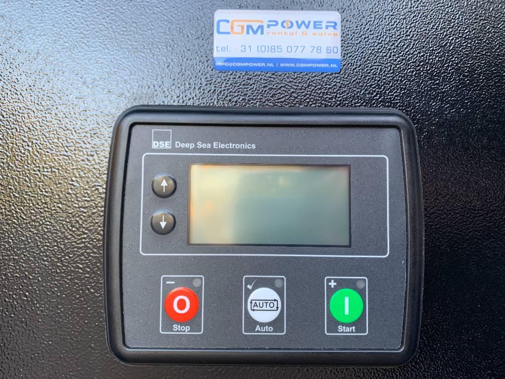 CGM 80P - Perkins 88 Kva generator, Diesel generatoren, Bouw