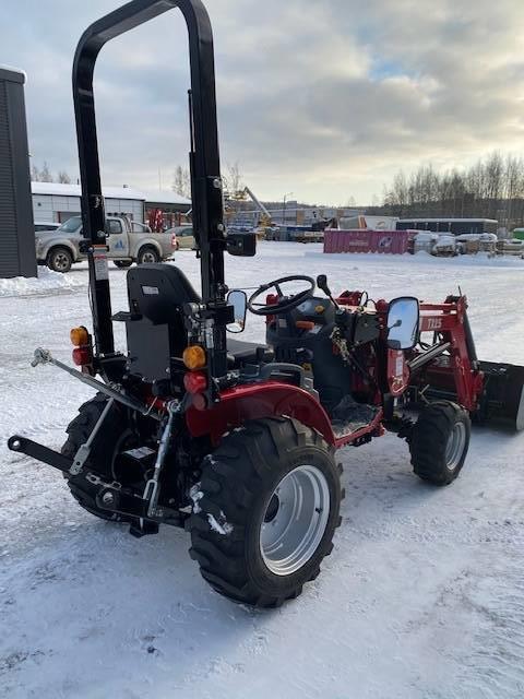 TYM T255 HST, Traktorit, Maatalous