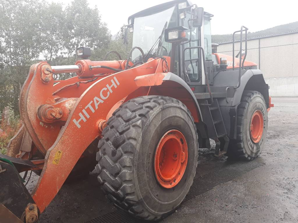 Hitachi ZW 310-5, Wheel Loaders, Construction Equipment