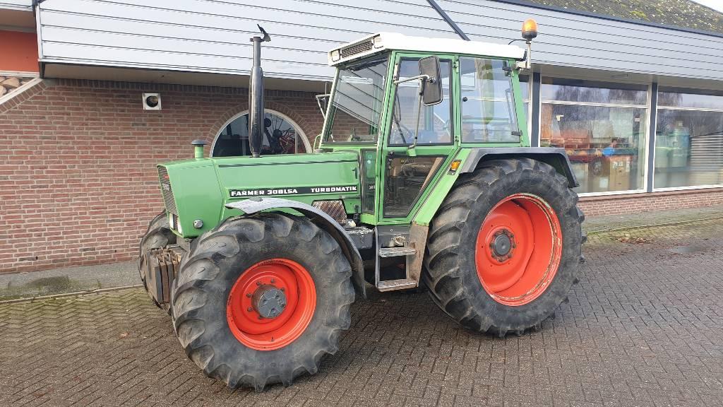Fendt 308 LSA, Tractors, Agriculture