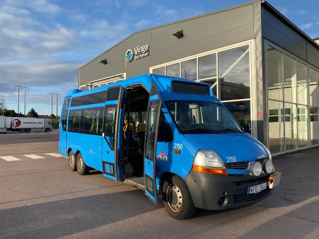 Renault COMAN MAXIRIDER, Minibussar, Transportfordon