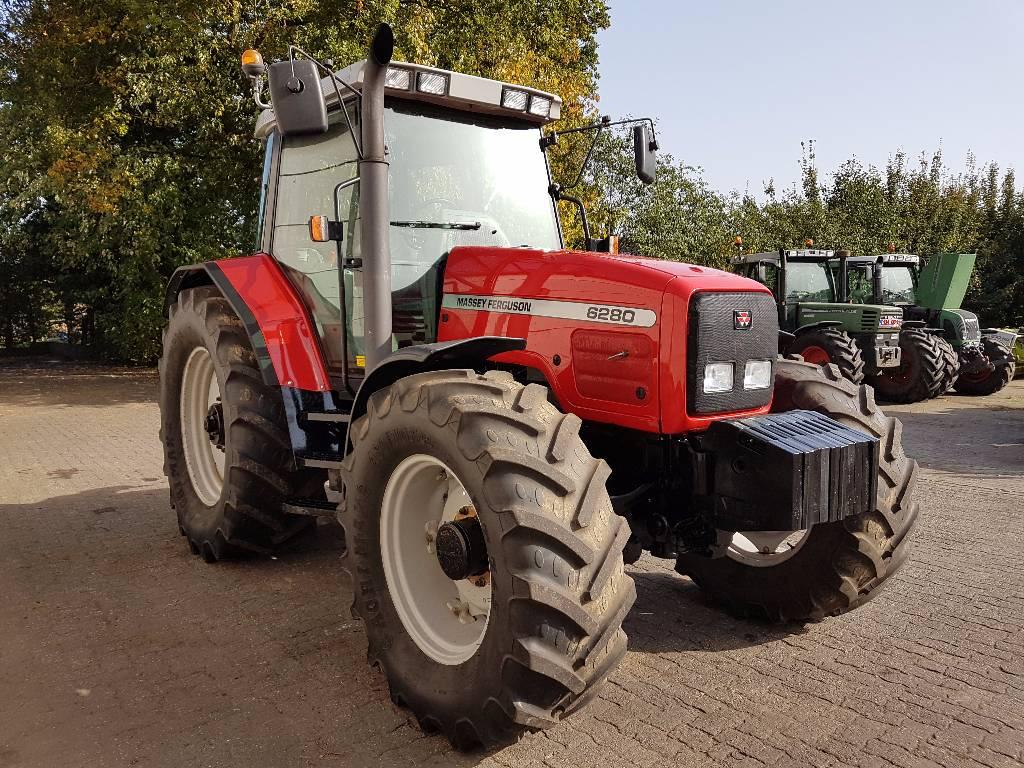 Massey Ferguson 6280, Tractoren, Landbouw