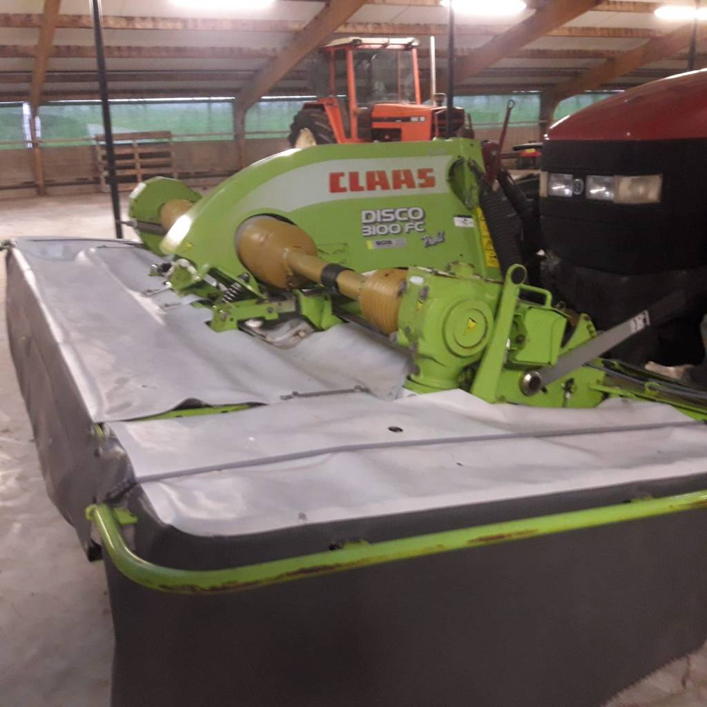 CLAAS Disco 3100 FC Profil, Mowers, Agriculture