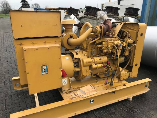 Caterpillar 3304 - Generator Set 113 kVa - DPH 104883, Diesel Generators, Construction