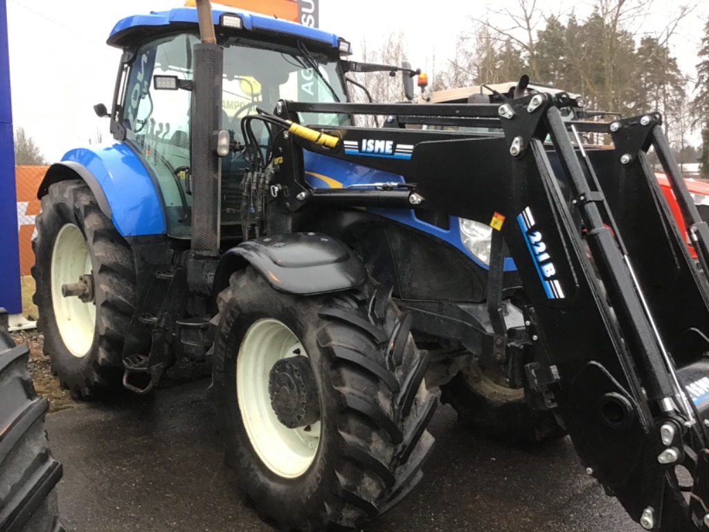 New Holland 7030 PC, Traktorit, Maatalous
