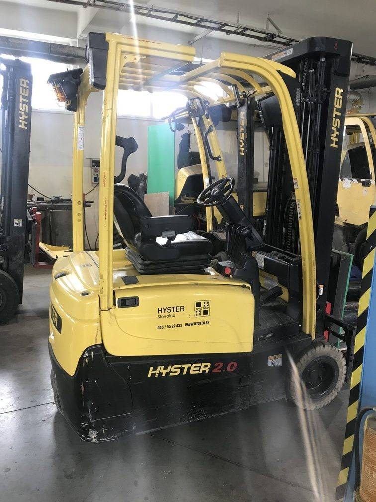 Hyster J2.0XN MWB, Electric counterbalance Forklifts, Material Handling