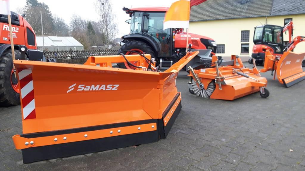 Samasz PSV 271, Chasse neige, Agricole