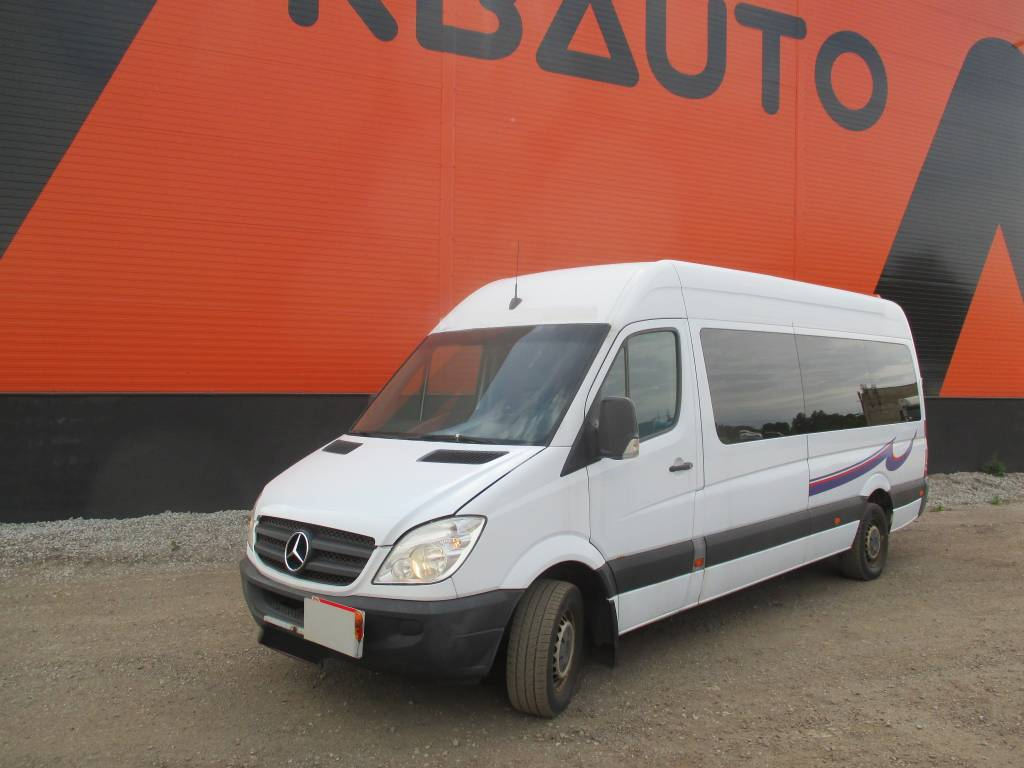 Mercedes-Benz SPRINTER Euro5, Mini buses, Trucks and Trailers