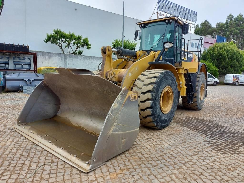 Caterpillar 966M, Wheel Loaders, Construction Equipment