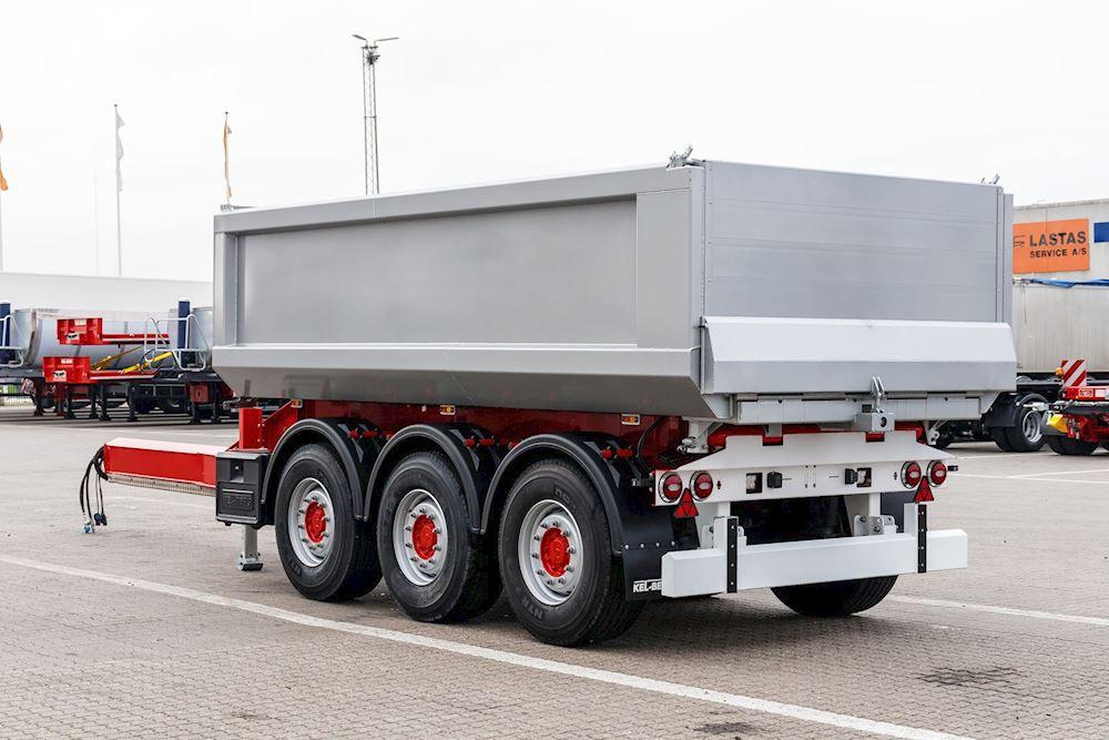 Kel-Berg T860 Hardox, Andre hengere, Transport