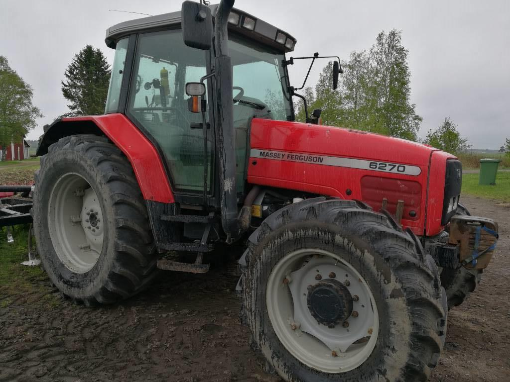 Massey Ferguson 6270 DYNASIFT, Tractors, Agriculture