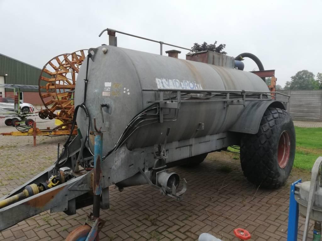 BSA BSA  Pomptankwagen 70, Slurry Tankers, Agriculture