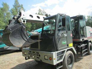 Gradall XL 3100, Wheeled excavators, Construction
