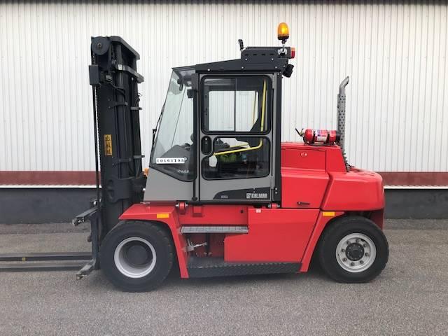 Kalmar DCF60-6 H, Diesel trucks, Material Handling