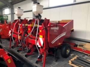 Grimme GL 420, Plantmachines, Landbouw