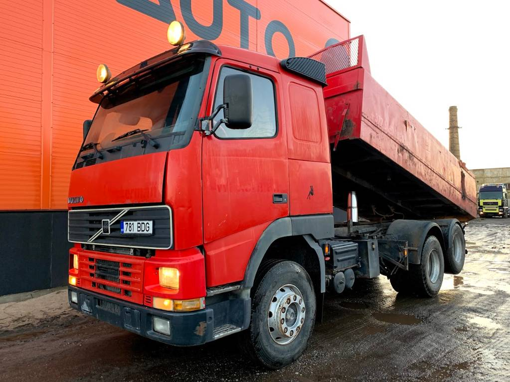 Volvo FH12 420, Dump Trucks, Trucks and Trailers