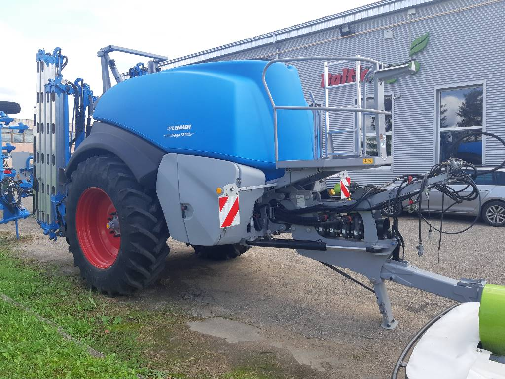 Lemken Vega12-5000, Trailed sprayers, Agriculture