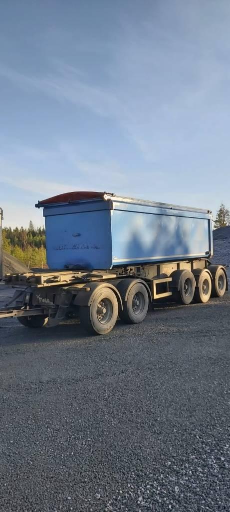 Jyki & ELG ASIAKKAAN LUKUUN, Tipper trailers, Transportation