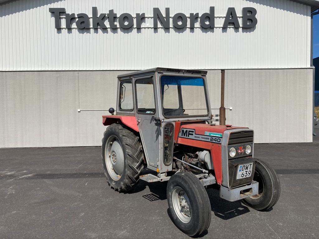 Massey Ferguson 240, Traktorer, Lantbruk