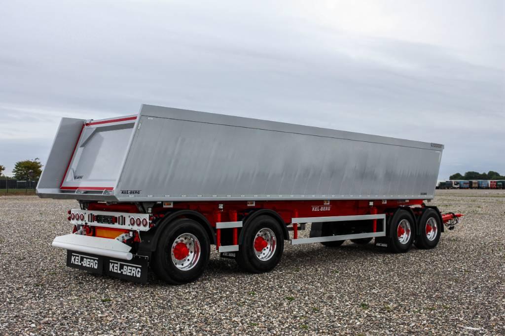 Kel-Berg T 560 K - 60 tonn togvekt, Tipphengere, Transport