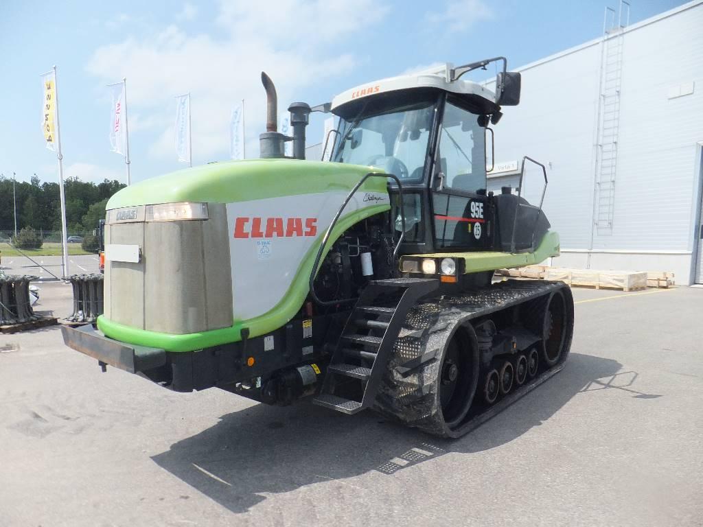 CLAAS Challenger 95 E, Traktorid, Põllumajandus