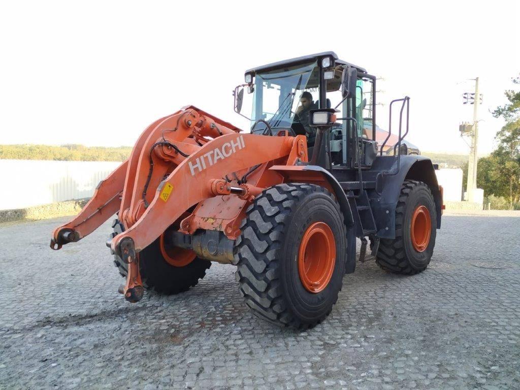 Hitachi ZW220-6, Wheel Loaders, Construction Equipment