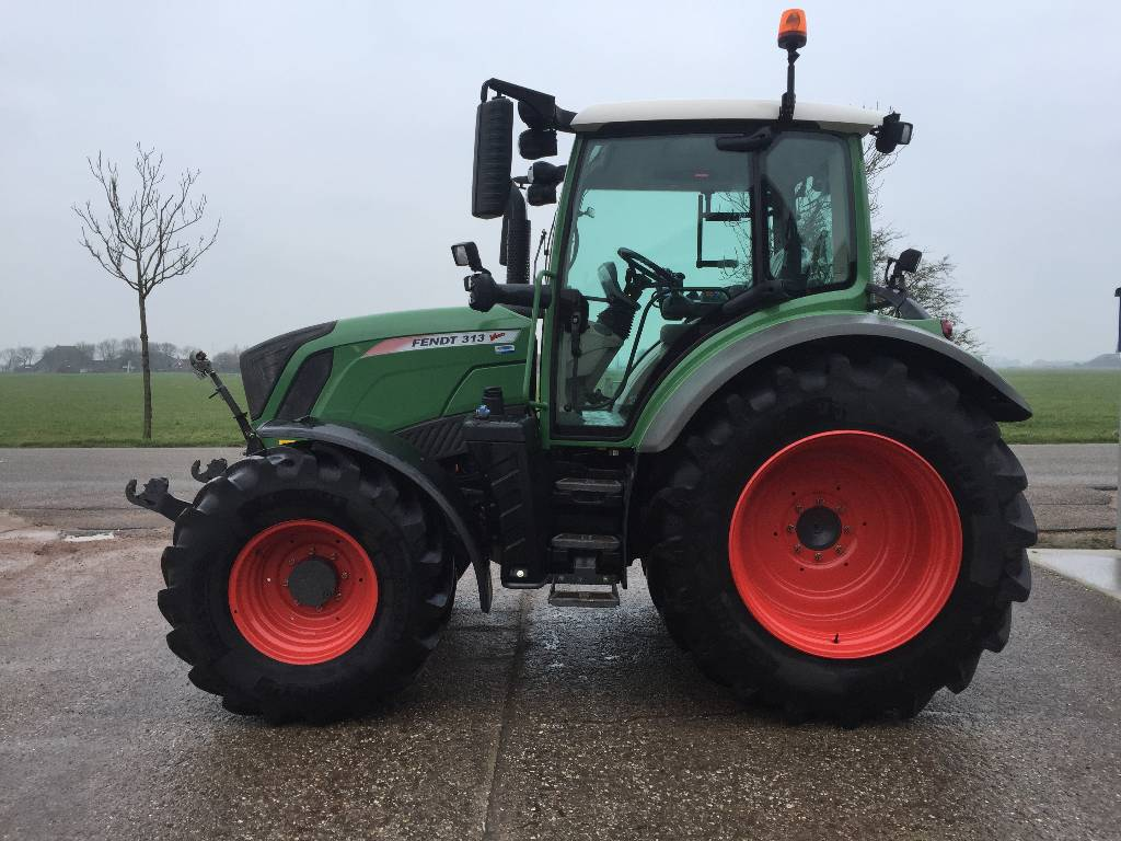 Fendt 313 Vario, Tractoren, Landbouw