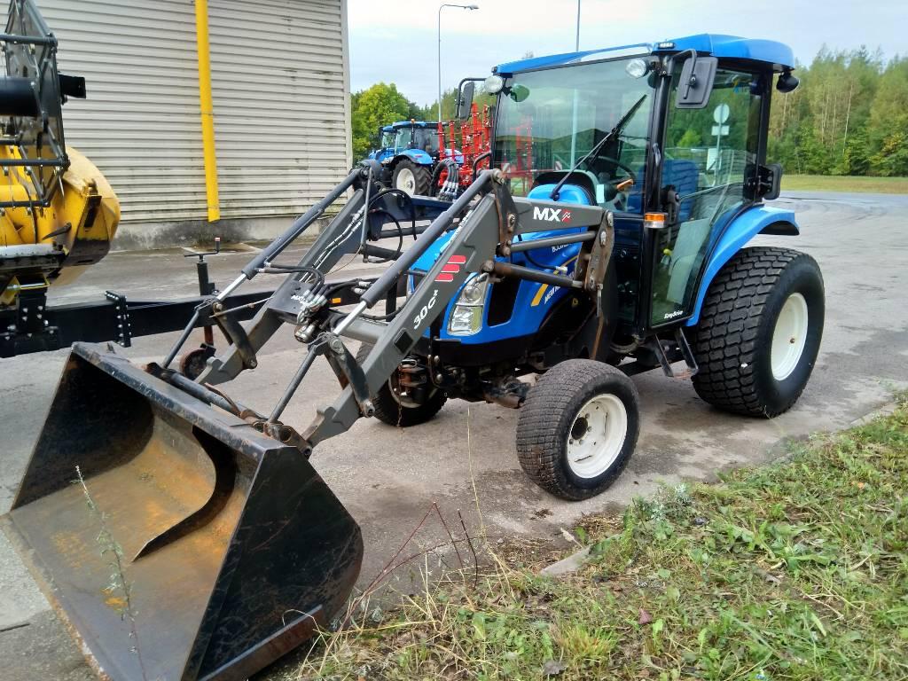 New Holland Boomer 3050 cvt, Traktorid, Põllumajandus