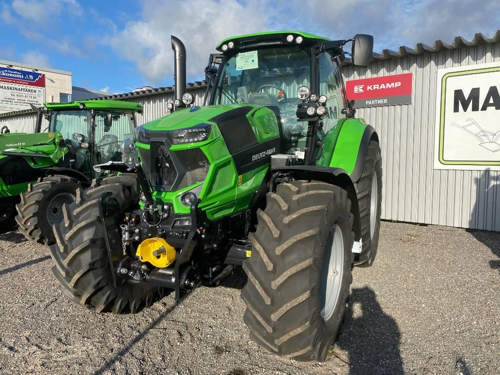 Deutz-Fahr 6175.4 TTV, Traktorer, Lantbruk