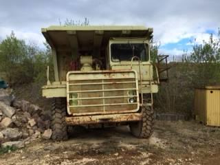 Euclid R35 9532, Rigid dump trucks, Construction Equipment